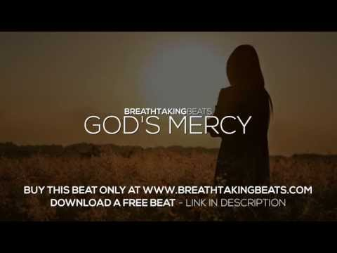 Sad and inspiring orchestral hip hop beat - God's Mercy
