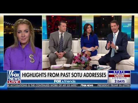 Jennifer Grossman on Fox & Friends Sunday, Fox News