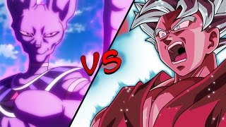 Goku ssj blue + kaiohken x10 vs bills - chi vincerebbe?