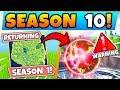 *NEW* OLD MAP RETURNING + NEXUS ORB BREAKING! (Fortnite Season 9 Update)