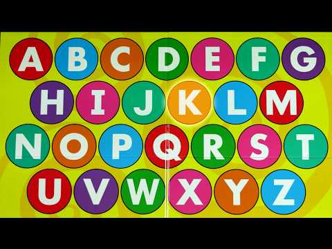 Learning Letters and Sounds (Beginning Sounds and Alphabet)
