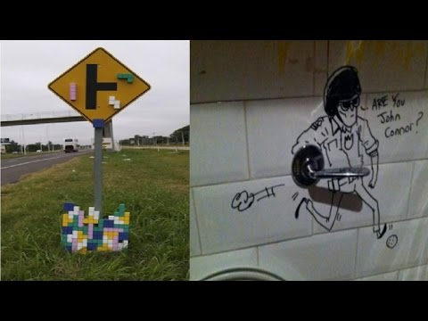 Top 10+ Hilarious Acts of Vandalism That Will  Make You Laugh