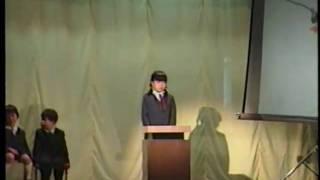 「ぼくのゆめ、わたしのゆめ」満智子