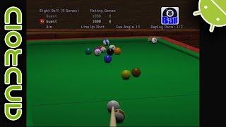 Virtual Pool 64 | NVIDIA SHIELD Android TV | Mupen64Plus FZ Emulator [1080p] | Nintendo 64