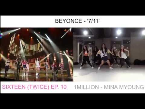 SIXTEEN (TWICE) & MINA MYOUNG 1MILLION -...