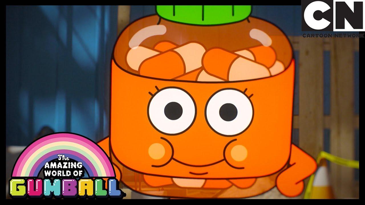 Mózg   Niesamowity świat Gumballa   Cartoon Network