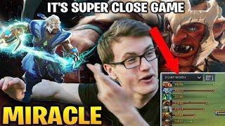 Miracle vs Zeus - SUPER CLOSE GAME!