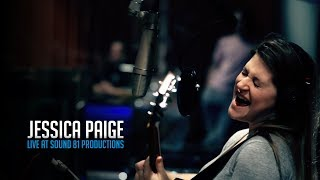 Jessica Paige - Live at Sound 81 Productions - Live studio recording