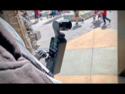 DJI Osmo Pocket Must Have Accessory! | PGYTech Strap Holder