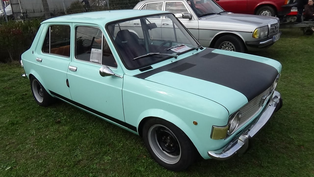 1978 fiat zastava 101 veterama mannheim 2015 youtube. Black Bedroom Furniture Sets. Home Design Ideas