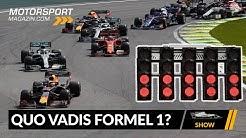 Quo vadis Formel 1 2020 und danach? (MSM F1 Show)