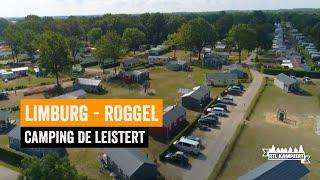 Kamperen in Limburg: De Leistert