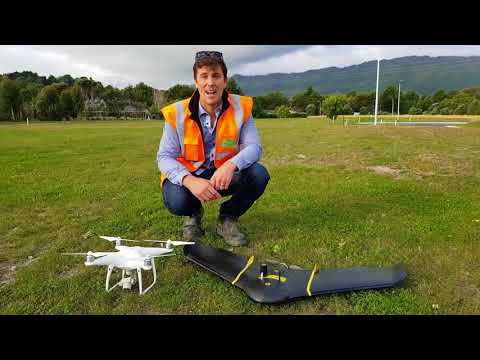 Cuttriss leads the way in drone land surveying