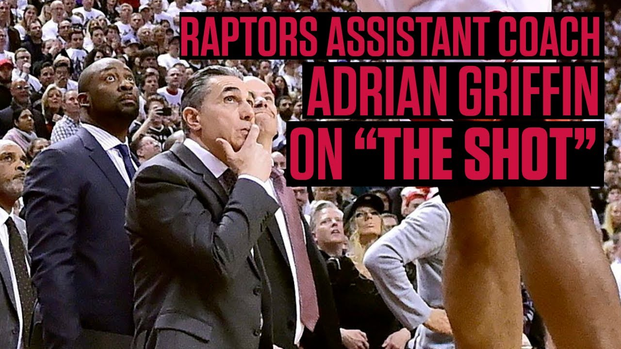 Raptors Rewind Watch Party Preview: Raptors Assistant Coach Adrian Griffin on Kawhi's Buzzer Beater