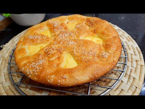 مطبخ ام وليد من اليوم متعجزيش على الخبز ، خفيف و مفشفش و بدون دلك ، مقادير مضبوطة .