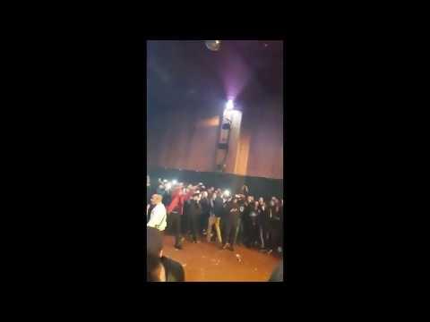 Sofiane se fait attaquer par les marocains en belgique au concert !