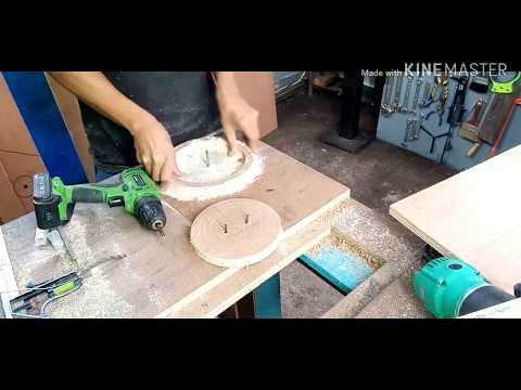Membuat Plafon Speaker Mobil,   part:1