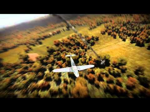 War thunder firestorm 1.53 Bf-109G10 Simulator =FACHL= CorsairN7