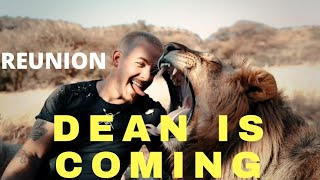 Dean Schneider - REUNION SOON | MISSING LION PRIDE BADLY | GOING BACK TO SA AFTER 2 MONTHS