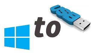 Windows XP,7,8, 10 auf USB Stick | Installieren/Booten/ISO | leicht und schnell | Deutsch