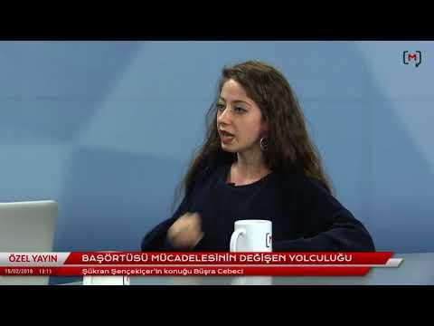Başörtüsü Mücadelesinin Değişen Yolculuğu - Konuk: Büşra Cebeci