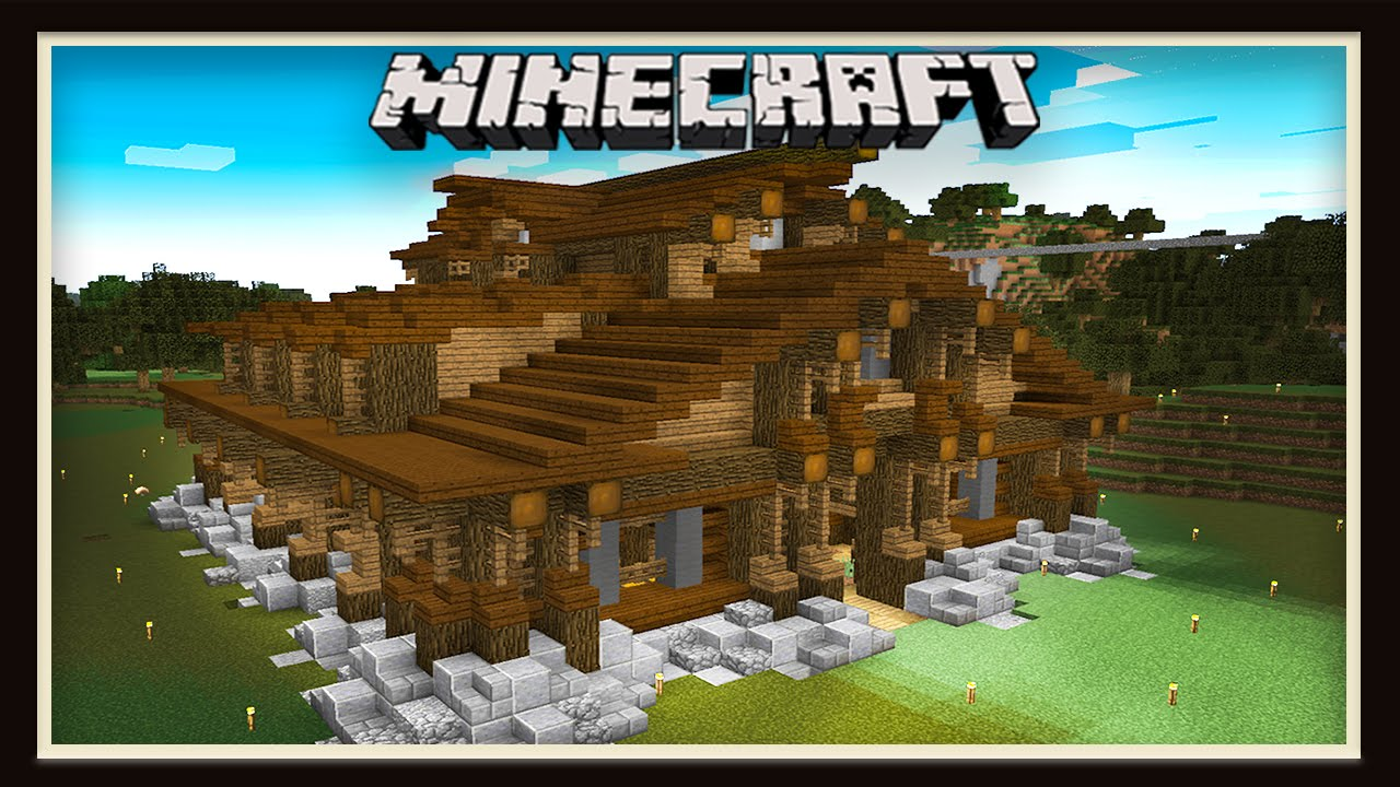Minecraft Finishing The Stable House Youtube