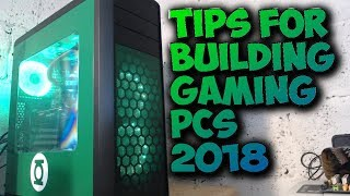 top 10 tips for building a gaming pc in 2018