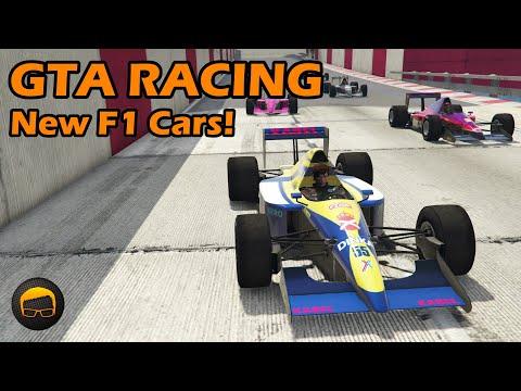 Early F1 Car Racing! - GTA 5 Chill Racing Live #48