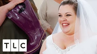 Bride Wants To Wear Wellies On Her Wedding Day | Curvy Brides