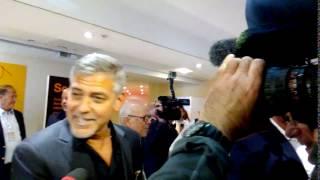 Джордж Клуни на презентации фильма «Финансовый монстр» (Канны 2016)