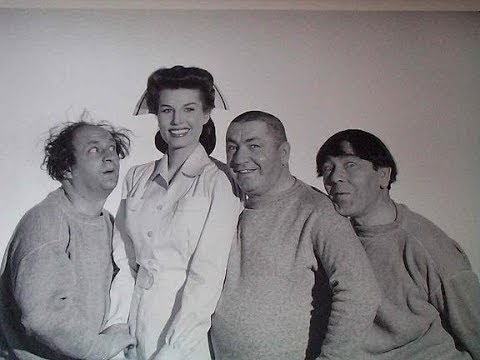 The Three Stooges 092 Monkey Buisinessmen 1946 Curly, Larry, Moe