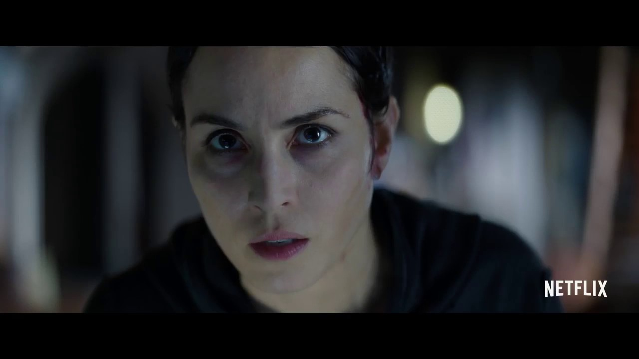 Forced noomi rapace - 3 1