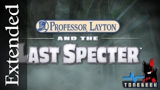 Professor Layton and The Last Specter - Puzzle (Live Extended)