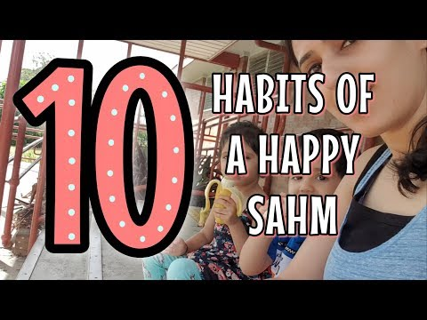 10 Mom TIPS | How I stay calm & motivated to handle toddlers & household & prevent SAHM burn out