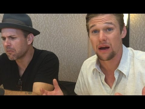 Zach Roerig Gives Update on