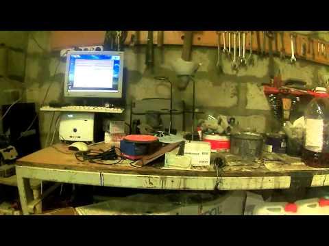 Ленд Ровер Дискавери 3. Замена клапана PCV /  замена ТНВД