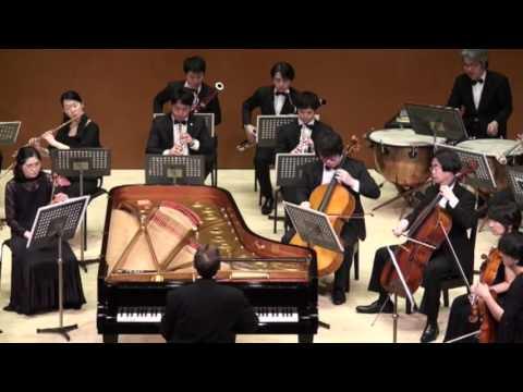 Mozart Piano Concerto No. 25, K 503. David Korevaar