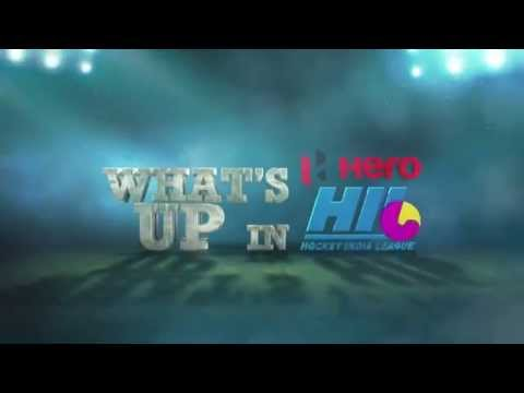 Hockey India League Week 1 - What's up in #HeroHIL