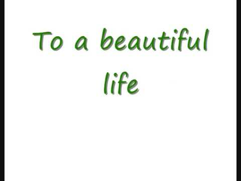Beautiful Life By Fisher, With Lyrics