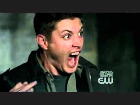 Supernatural Scene Dean Scream Youtube