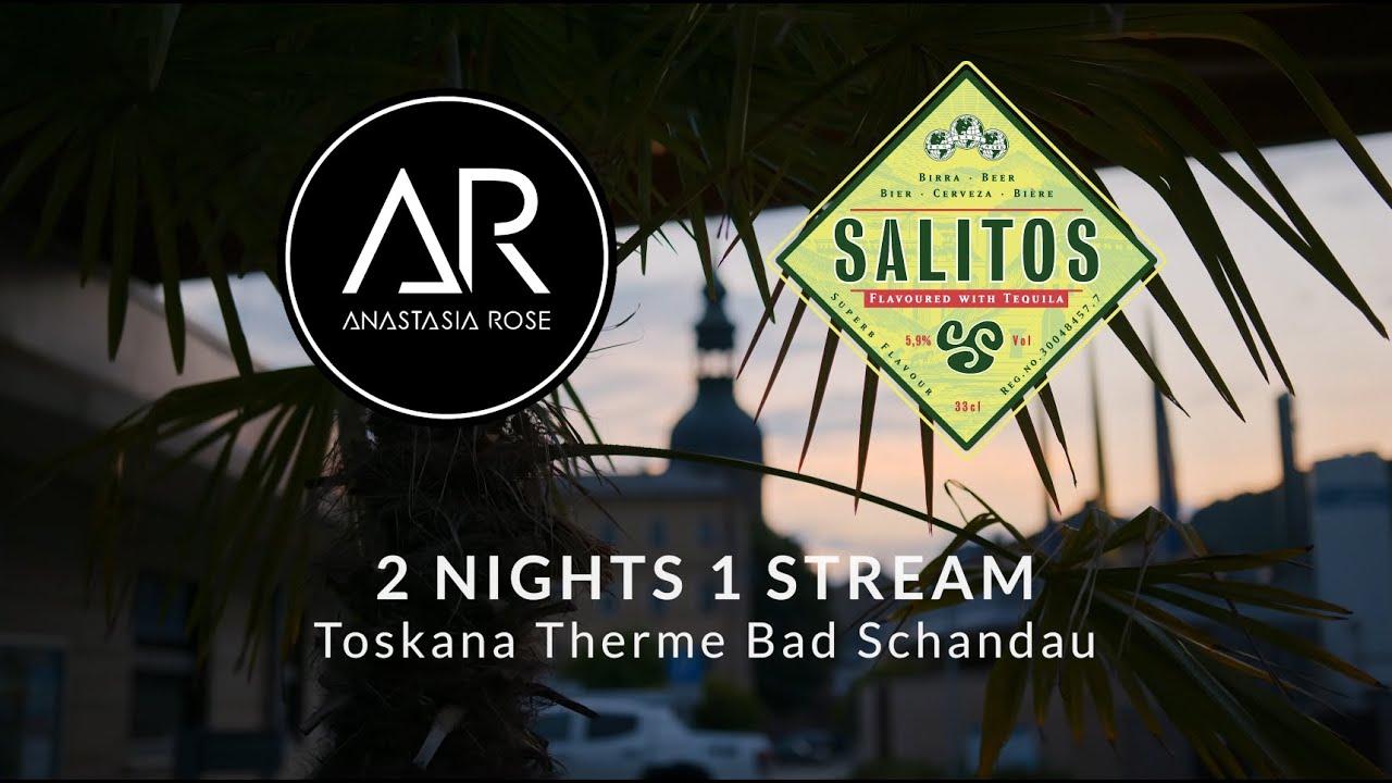 Anastasia Rose - HBZ -  Ostblockschlampen - Twitch - 2 Nights 1 Stream - Therme Bad Schandau