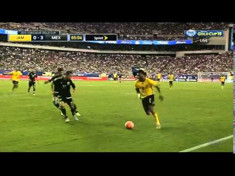 Jamaica Mexico 2015 Gold Cup Final Second Half Full Game USA FOX SPORTS