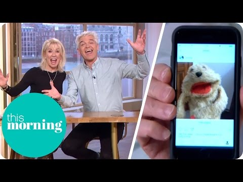 Phillip and Sarah Greene Reunited - but He Refuses to Bring Back Gordon the Gopher | This Morning