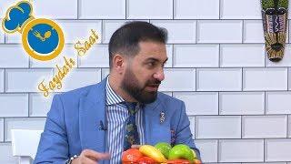 Əməkdar artistin gündəlik həyat tərzi - Faydali saat - 09.04.2019 - Anons