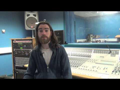 Creative Music Technology Masters - Study at Maynooth University - Shane Byrne