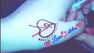 Sweet love 💖❤️💞 status on hand 🤝💖💞❣️ ....                    #rahulsinghrjpt
