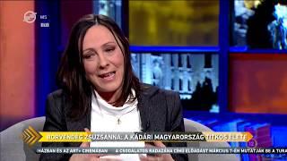 Kult'30 – az értékes félóra: Borvendég Zsuzsanna – A kádári Magyarország titkos élete