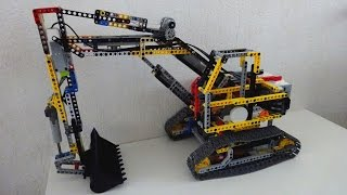 LEGO Mindstorms - EV3 and NXT  Excavator