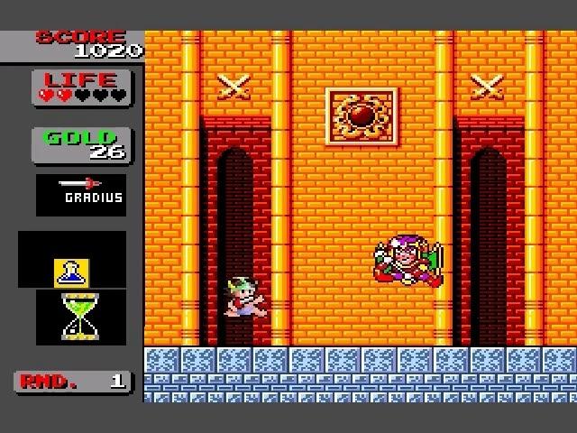 Jouez à Wonder Boy in Monster Land sur NEC PC Engine / Turbografx 16