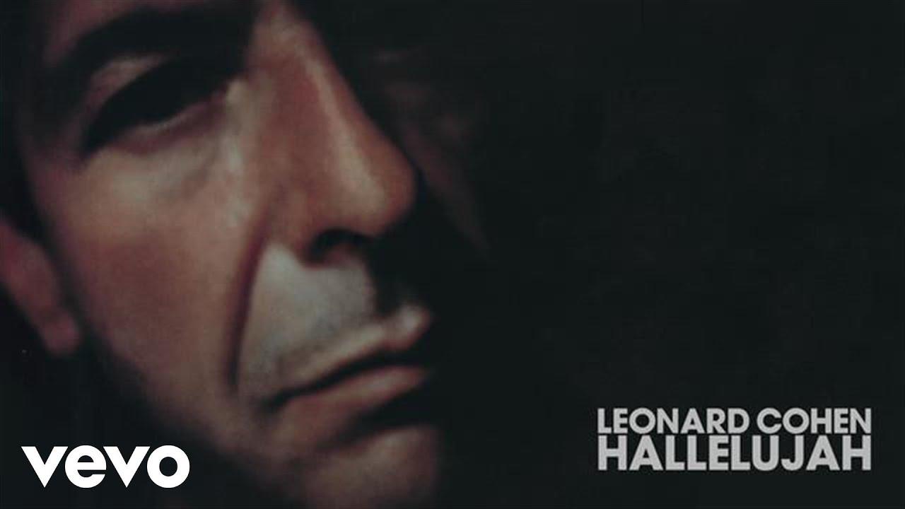 Leonard cohen hallelujah audio youtube leonard cohen hallelujah audio hexwebz Image collections